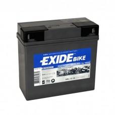 Gel moto akumulator 12V 19Ah 170A EXIDE GEL12-19