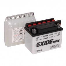 Moto akumulator 12V 4Ah 50A EXIDE EB4L-B 120x70x92mm / YB4L-B