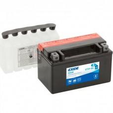 Moto akumulator 12V 8Ah 120A EXIDE ETX9-BS 150x87x105mm / YTX9-BS