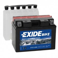 Moto akumulator 12V 11Ah 230A EXIDE ETZ14-BS 150x87x110mm / YTZ14-BS