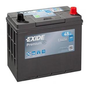 Akumulator Exide Premium 45Ah 240A, Desni +, EB456