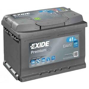 Akumulator Exide Premium 64Ah 640A, Desni +, EA640