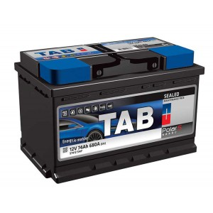Akumulator Tab Polar 100Ah 900A, Desni +