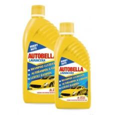 AUTOBELLA šampon za avto z voskom 1000ml
