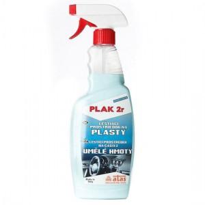PLAK 2R polirno mleko za plastiko 750 ml