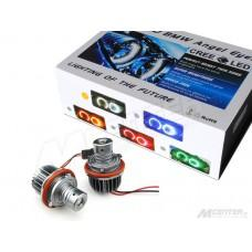 BMW angel eyes LED marker  e87, e60, e39, e63, e64, e65, e66, e53 - 10W