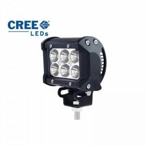 Delovna LED luč 18W, 101mm, Cree LED