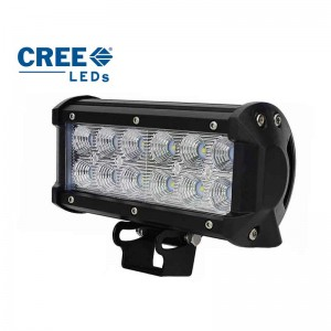 Delovna LED luč 36W, 167mm, Cree LED