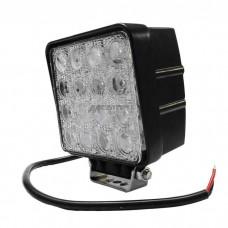 Delovna LED luč 48W, Hladna bela, 16 LED