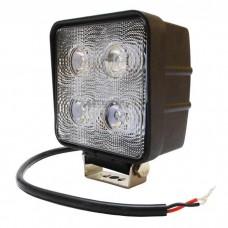 Delovna LED luč 40W, Hladna bela, 4 Cree LED
