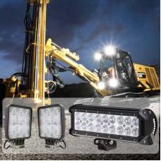 Komplet Delovnih LED luči - Bagerist L