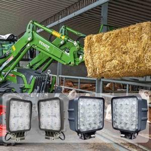 4- delni komplet Delovnih LED luči - Paket traktorist