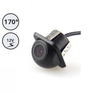 Kamera za vzratno vožnjo 12V / 170° vidni kot / Vgradna