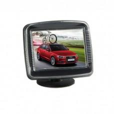 LCD zaslon za avto 3,5 inče 12-24V - TFT barvni