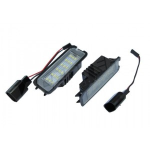 LED ploščica z ohišjem VW Golf 4, EOS, Polo, Passat, Lupo, Phaeton, Scirocco