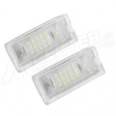 LED ploščica z ohišjem MINI Cooper R50 R52 R53