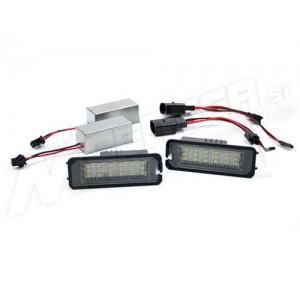 LED ploščica z ohišjem VW Golf 5, 6, 7, Passat, Amarok