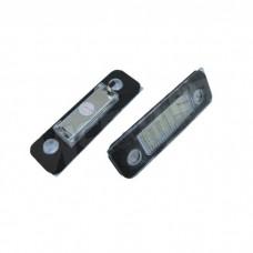 LED ploščica z ohišjem, FORD Fiesta, Fusion, Mondeo MK2