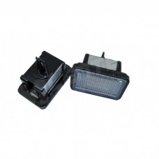 LED ploščica z ohišjem, Mercedes Benz GLK (X204)