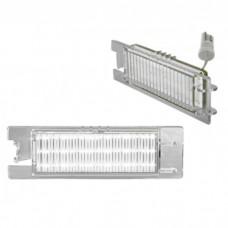 LED ploščica z ohišjem, Insignia, Zafira B, Astra, Corsa, Tigra