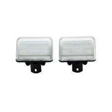 LED ploščica z ohišjem Mazda