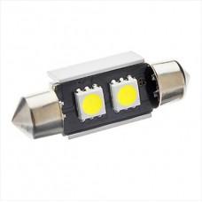 LED žarnica CEVNA 31mm/ Canbus / 2x SMD 5050