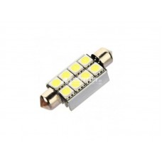 LED žarnica CEVNA 41mm/ Canbus / 8x SMD 5050