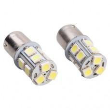 LED žarnice BA15S / P21W, enopolna, 24V, 13 SMD LED