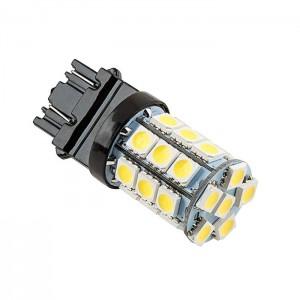 LED žarnica 3157 - P27/7W, 27 LED, dvopolna