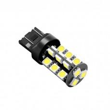 LED žarnica 7443 - W21/5W Canbus, 27 LED, dvopolna
