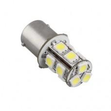 LED žarnica Ba15S - P21W, 13 LED, enopolna