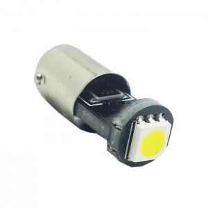 LED žarnica BaX9S, Canbus 5050SMD