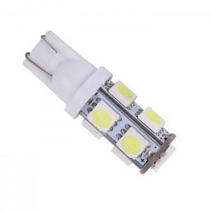 LED žarnica T10 - W5W, 9x5050 SMD