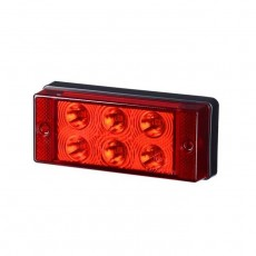 Zadnja luč za meglo Horpol LPD 591 - 12V/24V