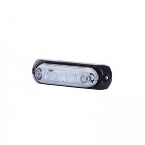 Pozicijska luč LED LD377 - Bela 12V/24V