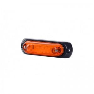 Pozicijska luč LED LD378 - Rumena 12V/24V
