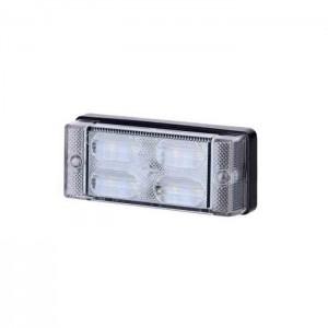 Vzvratna luč LED 12V/24V Horpol LCD 657