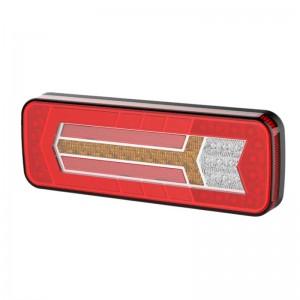 Zadnja luč LED KMR - desna ali leva / 12/24V, kabel