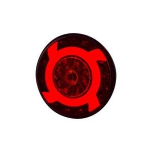 Zadnja NEON LED luč 3-Funkcije (smerokaz) Horpol LUCY 12V/24V