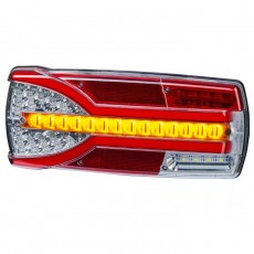 Multifunkcijska zadnja LED luč Horpol Carmen 12V/24V - Leva