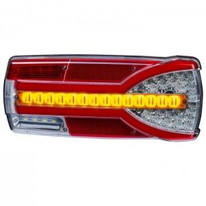 Multifunkcijska zadnja LED luč Horpol Carmen NEON 12V/24V - Desna