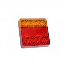Zadnja LED stop luč SLIM 12V / leva - desna