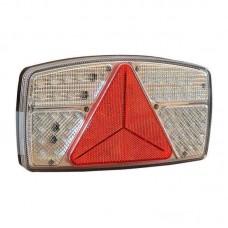 Zadnja luč LED leva - DC10-30V / kabel