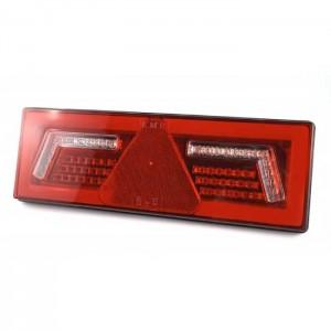 Multifunkcijska zadnja LED luč NEON Efekt 12V/24V - Desna