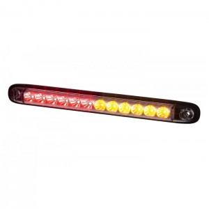 Zadnja luč LED SLIM / 12/24V, Kabel