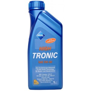 Motorno olje Aral High Tronic NEW 5W40