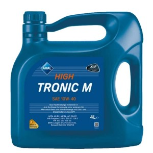 Motorno olje Aral High Tronic NEW 5W40 4L