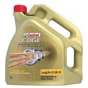 Motorno olje Castrol Edge Professional Longlife III 5W-30 4L