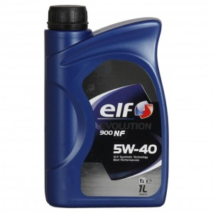 Motorno olje Elf Evolution 900 NF 5W40