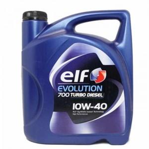 Motorno olje Elf Evolution 700 STI 10W40 4L